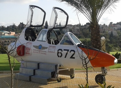 אוויאטור Aviator – סימולטור טיסה בתא טייס אמיתי