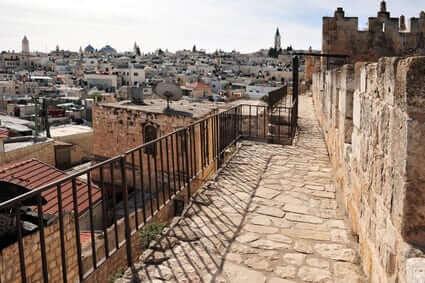 סיור חומות ירושלים – טייל החומות