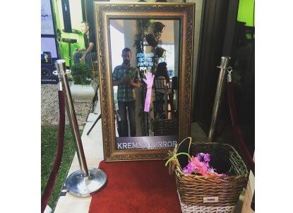 קרמבו הפקות אירועים – מראת סלפי לאירועים