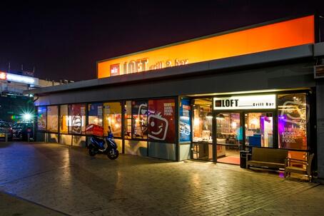מסעדת LOFT – ראשון לציון