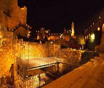 מוזיאון מגדל דוד – המוזיאון לתולדות ירושלים – ירושלים