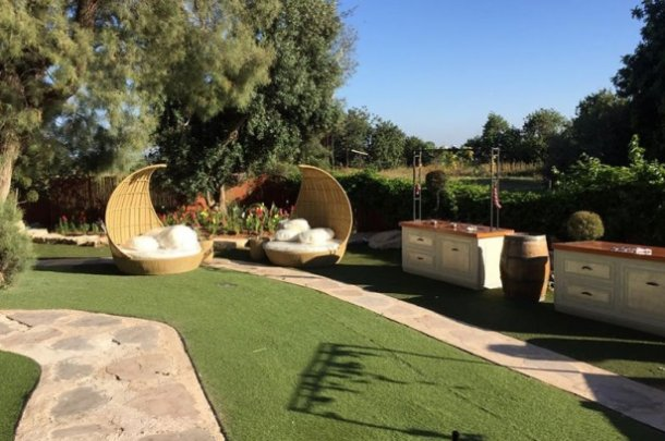 חוות אלנבי – קיבוץ נצר סירני