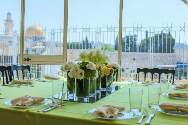 אולם שמחה בכותל – ירושלים
