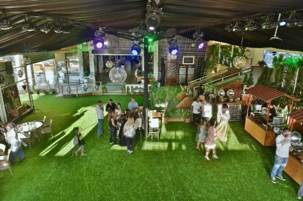 טוסו אירועים TOSO EVENTS – פתח תקווה