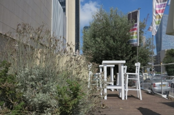 בית ציוני אמריקה ZOA  – תל אביב