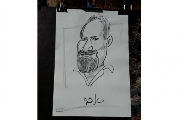 יעקב – קריקטורות לאירועים