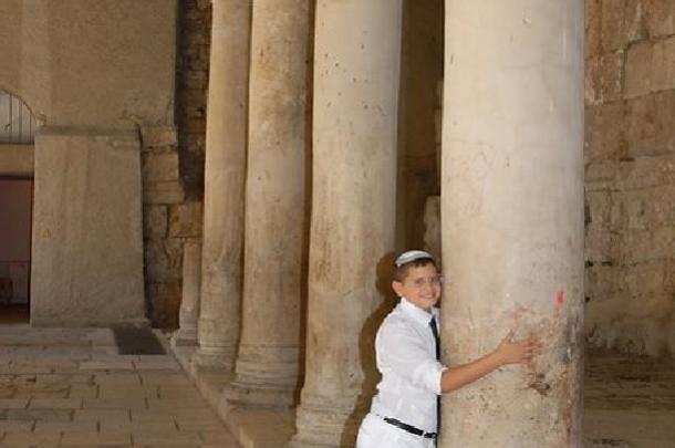 ירושלים של מעלה – בר מצווה בכותל